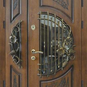 Парадная дверь DR391